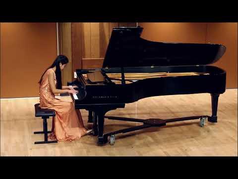Beethoven piano sonata, Op.22. Mov 3,4