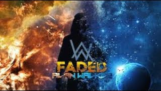 Alan Walker Ft Iselin Solheim - FADED Version dj salvador  TERBARU!!!