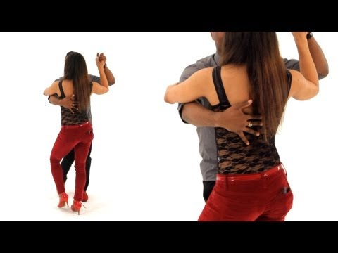 How to Do a Bachata Basic Side-to-Side | Bachata Dance