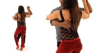 Gambar cover How to Do a Bachata Basic Side-to-Side | Bachata Dance