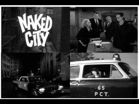 Naked City Theme - Billy May