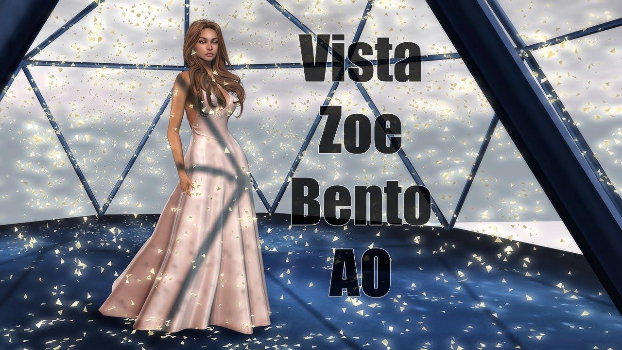 Vista Zoe Female Bento AO in Second Life