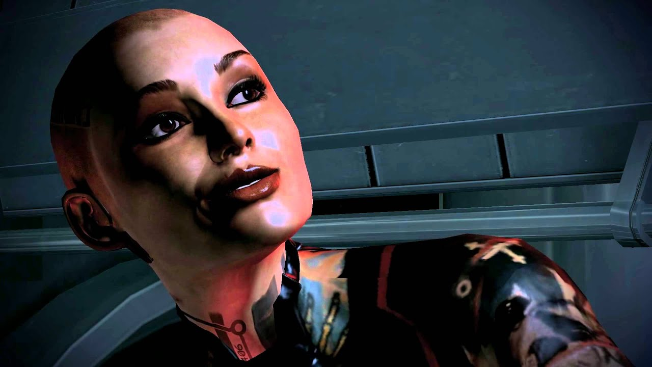 Mass Effect 2: Jack Romance #12: After The Suicide Mission