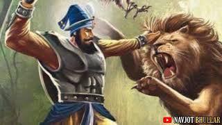 khalsa vs maut by jagowala jatha remix by kam lohgarh full status video