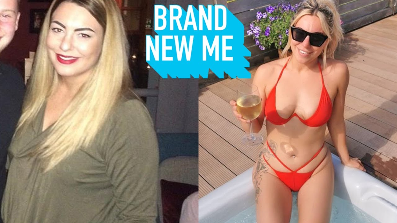 I Beat My Binge Eating And Lost 80lbs | BRAND NEW ME