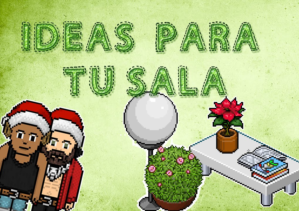 Decoraciones para tu casa en habbo 1 ft vitho youtube for Decoraciones para casas