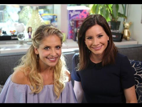 Sarah Michelle Gellar | Real Biz with Rebecca Jarvis | ABC News