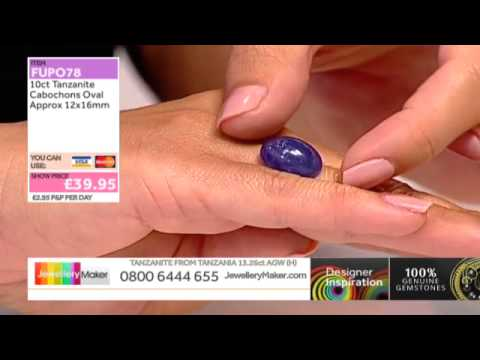 How to make genuine gemstone jewellery - JM DI 18/06/15