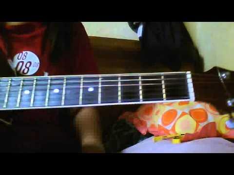 Forevermore Guitar Easy Tutorial Youtube