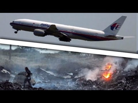 Malaysian Airliner Shot Down Over Ukraine - Russia's Doing?