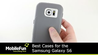 Best Cases Available for the Samsung Galaxy S6 on Release Day