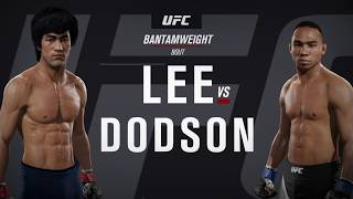 Bruce Lee VS The UFC - John Dodson