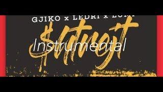 Gjiko - Shtrejt ft. Ledri Vula & Lumi B (INSTRUMENTAL) [ReProd. by HAZI HAKANI]
