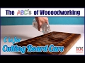 How to care for a wood cutting board | C is for Cutting Board Care