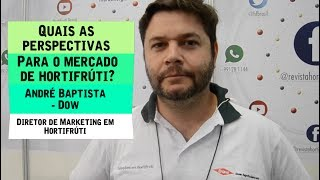 HF Brasil Entrevista - André Baptista