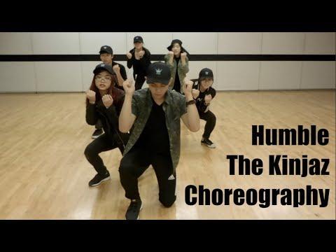 [Dance Cover] Humble - The Kinjaz Choreography