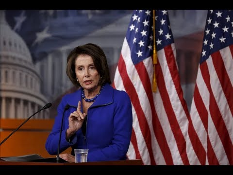 House Minority Leader Pelosi holds weekly news conference