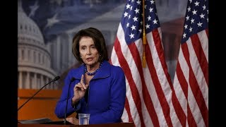 House Minority Leader Pelosi holds weekly news conference thumbnail