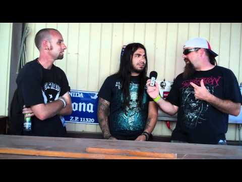 Pancakes and Punk interview with Suicide Silence warped tour 2010