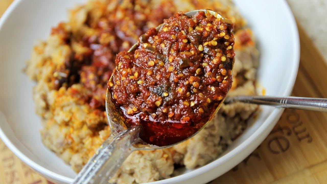 Ewa agoyin stew sauce recipe nigerian food recipes youtube ewa agoyin stew sauce recipe nigerian food recipes forumfinder Images