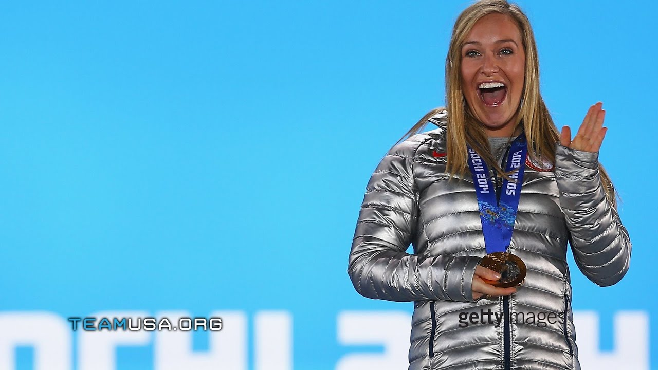 Jamie Anderson Wins Gold In Women's Slopestyle | Team USA ...