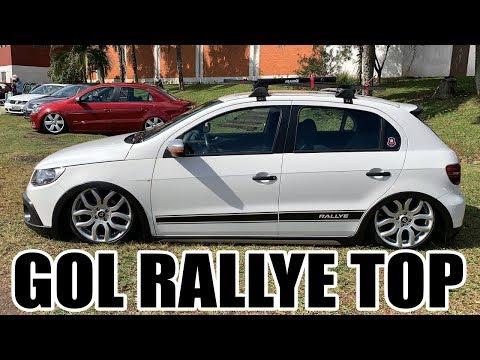 VW Gol Rallye Top Raspando Tudo No Encontro Volkswagen