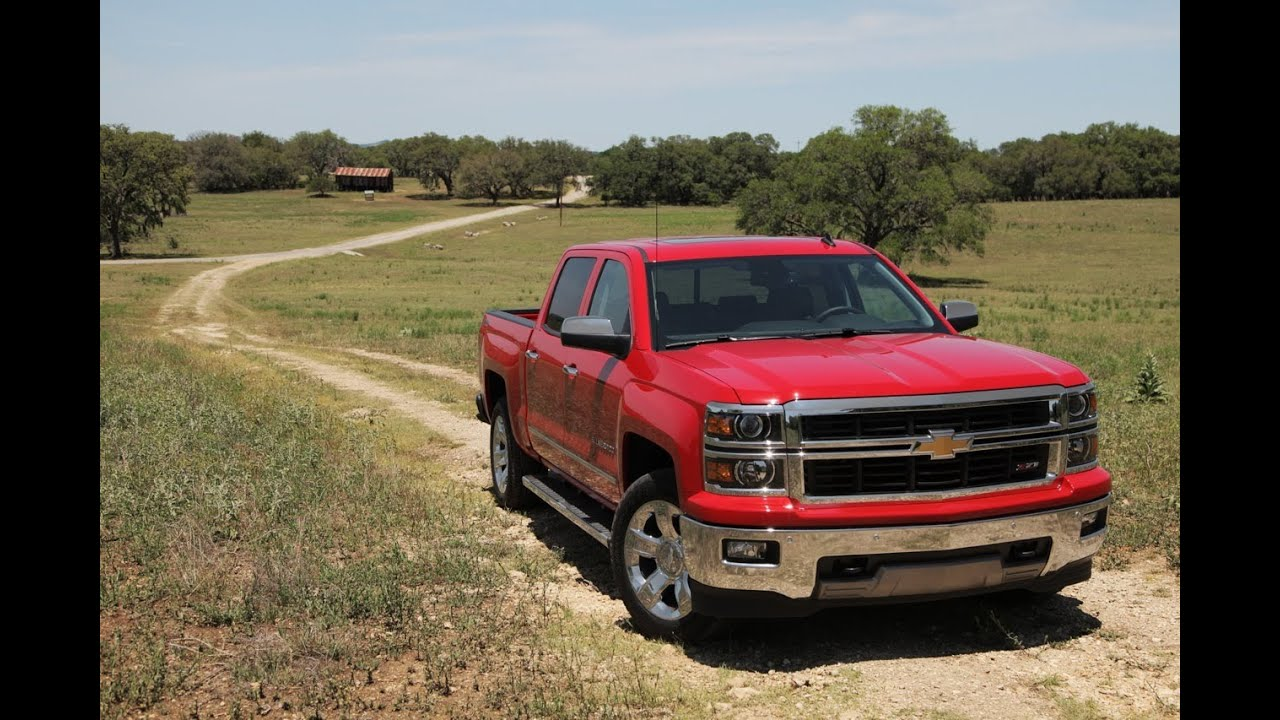 2014 chevrolet silverado review doovi. Black Bedroom Furniture Sets. Home Design Ideas