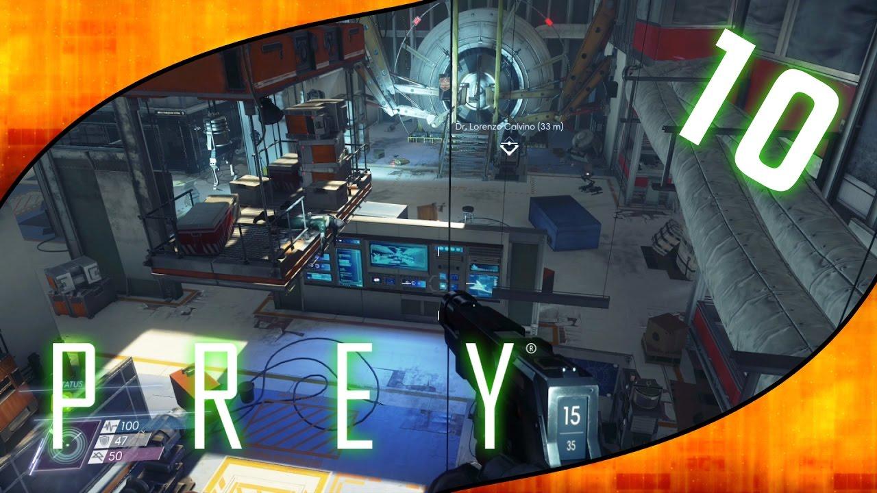prey deutsch