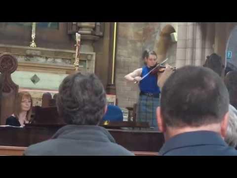 Maggie Adamson Oban Fiddle Master 2015 Set 1