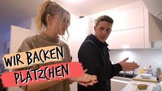 PLÄTZCHEN BACKEN BEI DEN WOLFS | 08-09.12.2019 | DailyMandT ♡