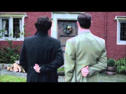 Sherlock - Are you two smoking