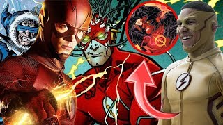 The Flash Villanos de la Cuarta Temporada 4