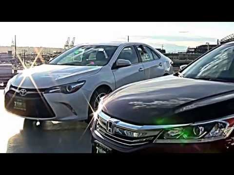 2016 honda accord ex vs 2016 toyota camry se 2 great cars but let 39 s pick our favorite youtube. Black Bedroom Furniture Sets. Home Design Ideas