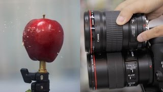 Canon 100mm f/2.8L vs 135mm f/2L