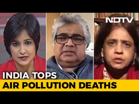 India's Air Deadliest In The World: What's The Pollution Solution?