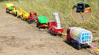 Wow Amazing Video For Kids | Domp Truck, Construction Truck For Children,