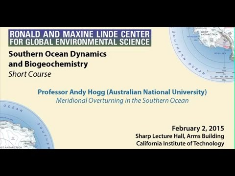 Meridional Overturning in the Southern Ocean