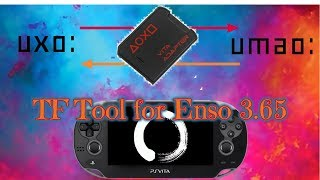Easy SD2Vita Tool for Enso 3.65