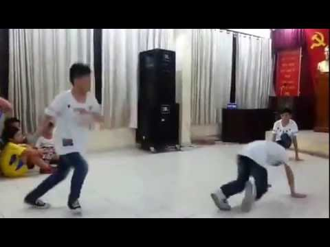 [Nhảy hiện đại] các e lớp 6 Ngô Thời Nhiệm