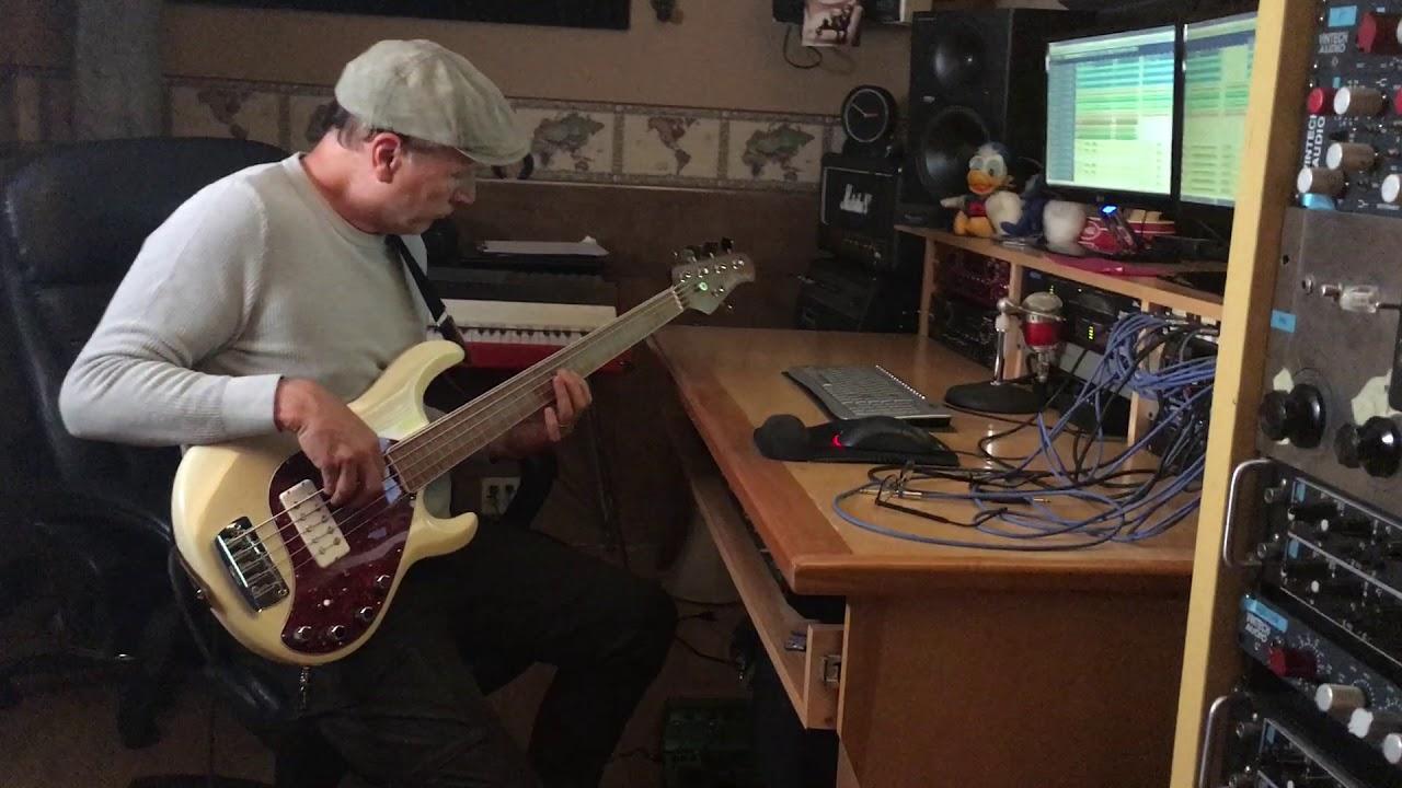 Matt Bissonette Bass
