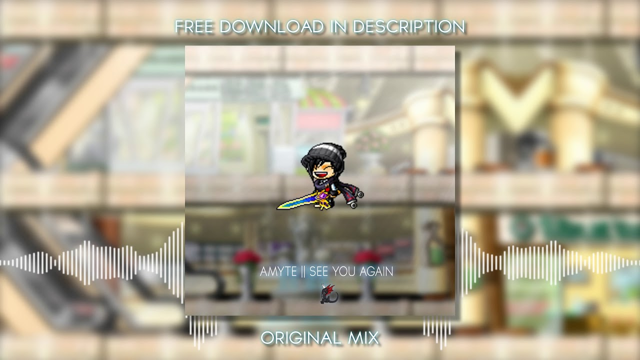 MapleStory - Kerning Square BGM Remix || Amyte - See You Again (Extended  Mix)