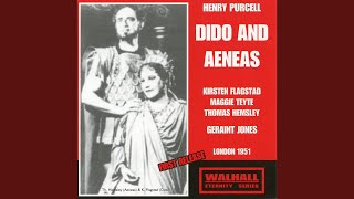 Dido and Aeneas, Z. 626: Act I: Whence could so much virtue spring? (Dido, Belinda)