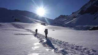 Snowshoes in italy - Alps hiking tours