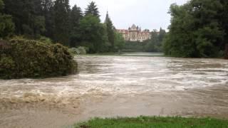 Povodne 2013 průhonický park (2) thumbnail