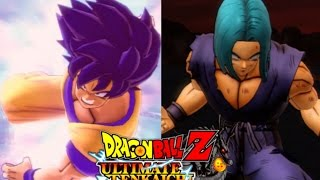 DragonBall Z Ultimate Tenkaichi: Son Taven Vs  Mayday3947 {Playing With Subs} (Online Match)