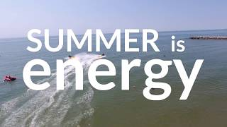 Beach - Summer is energy - Camping Mediterraneo