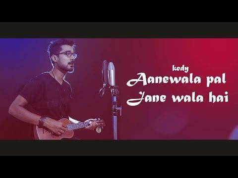 Aanewala Pal Janewala Hai Cover   Aanewala Pal Janewala Hai Unplugged Cover   Kedy Songs