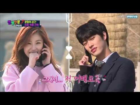 "(episode-3)  ""Love square"" Three boys loves Hyosung!!!"