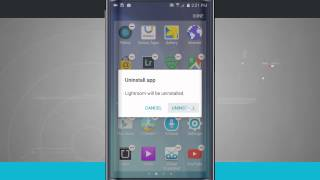 How to Uninstall Apps on Samsung Galaxy S6 Edge