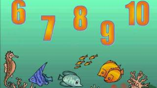 One Two Three Four Five - 12345 Once I caught  - Nursery Rhyme - Children